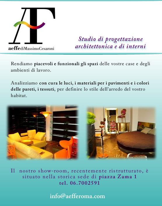 Roma Appio Latino - Aeffe Studio di progettazione architettonica e di ...